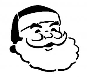 2018 Santa Face