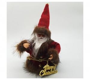 animated santa 22cm