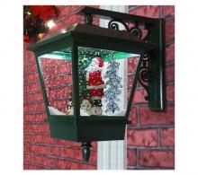 Wall-Lamps Green Santa
