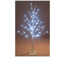 3D Silver Tree 90cm