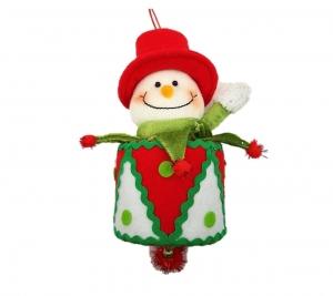 Snowman drum 22cm
