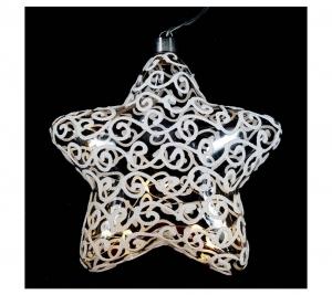 Hannging star 16cm