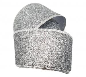 Glitter Silver 5m x 6cm